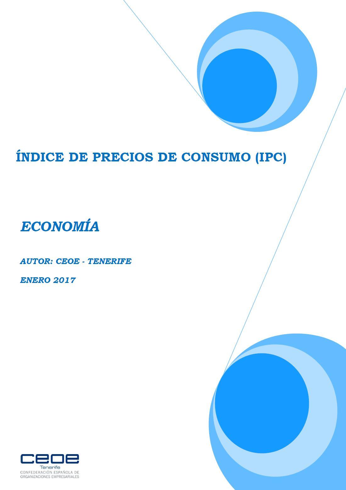 Enero IPC