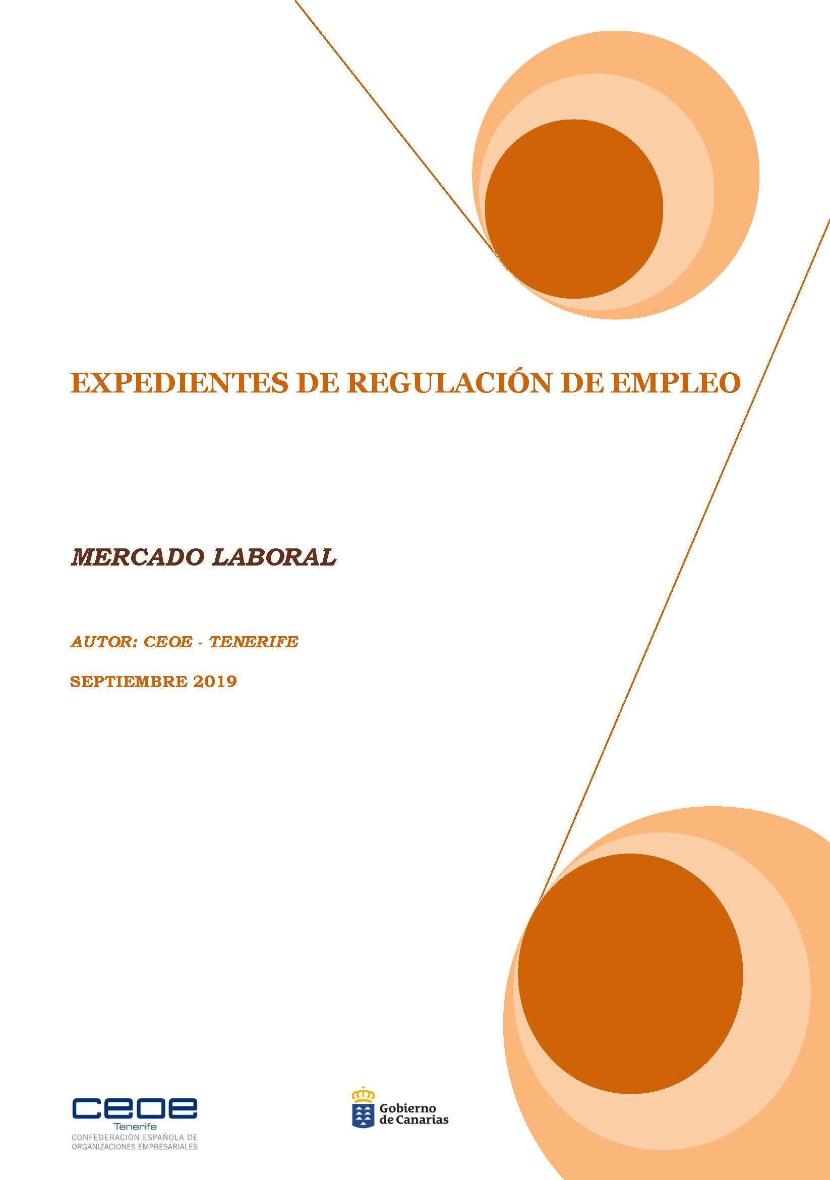 MERCADO LABORAL - ERES SEPTIEMBRE 2019