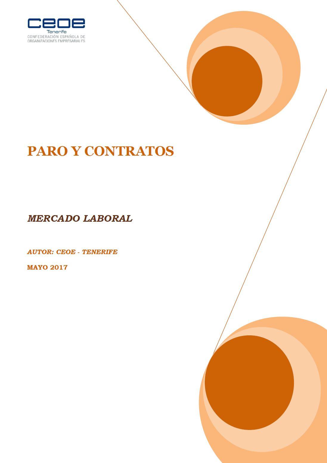 Mayo Paro Contratos