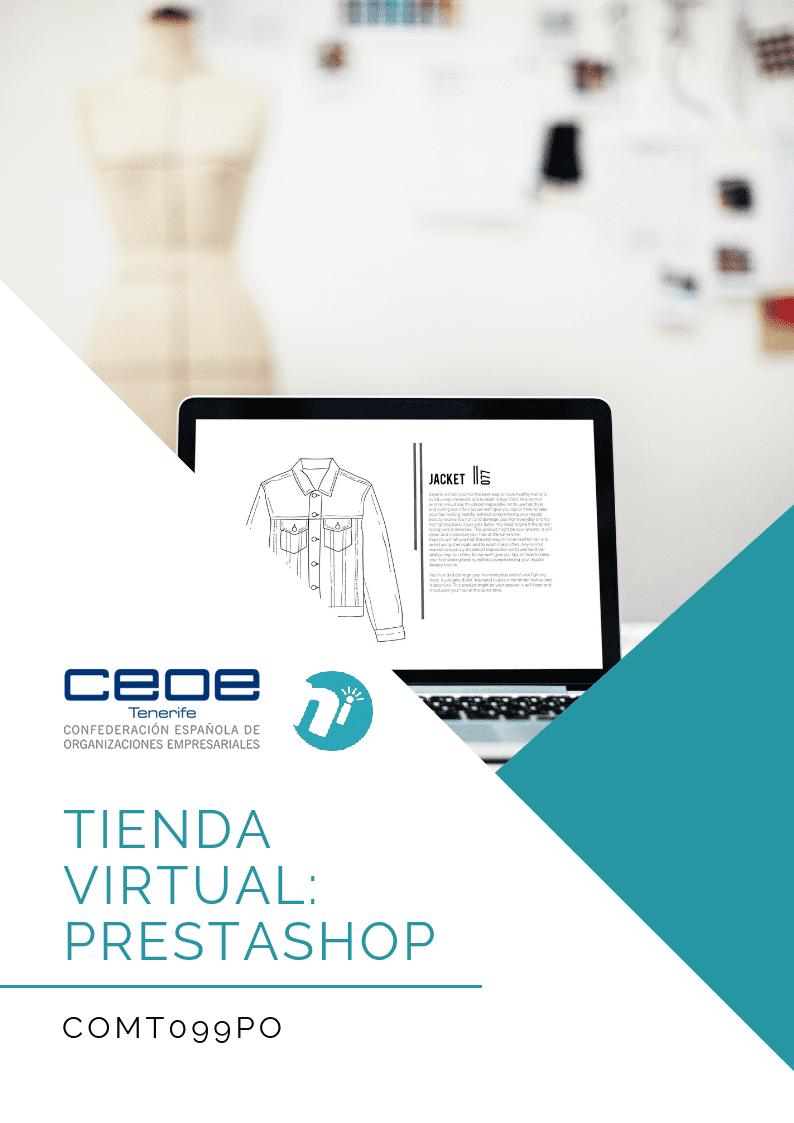 Tienda Virtual - Prestashop