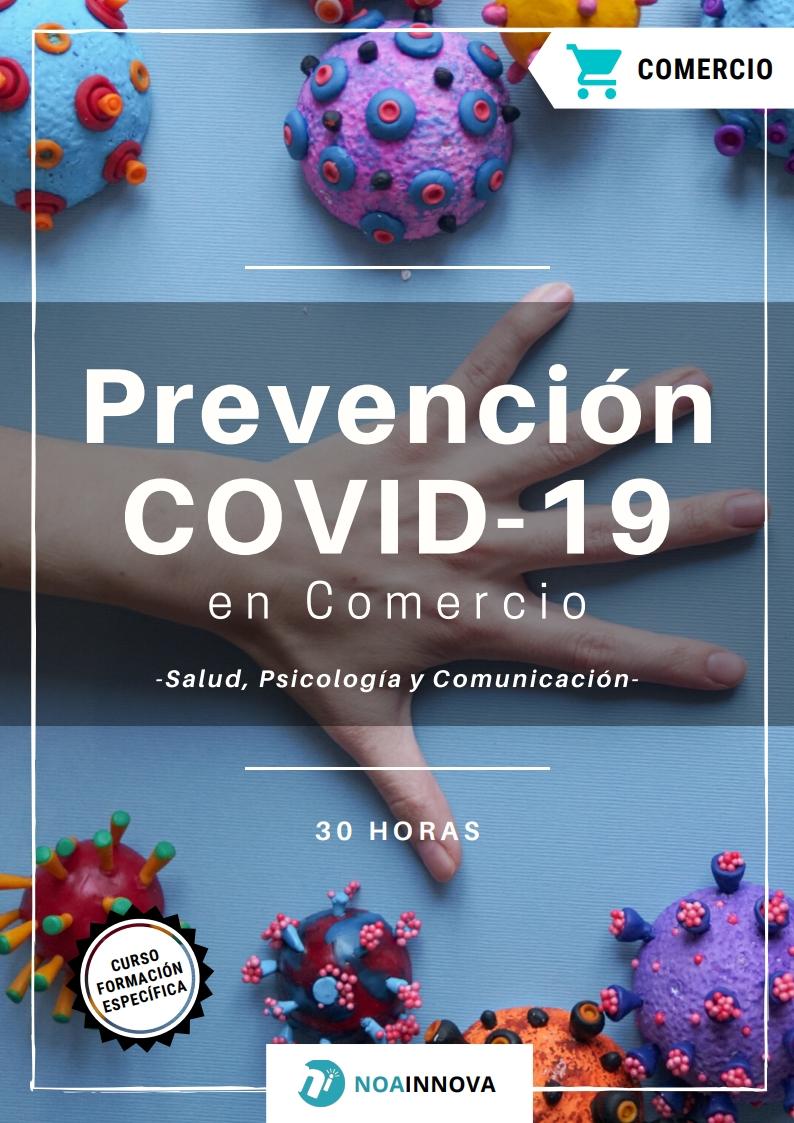 Prevencion COVID19 en Comercio